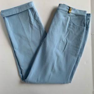 Vintage St. John Cornflower Blue Trousers